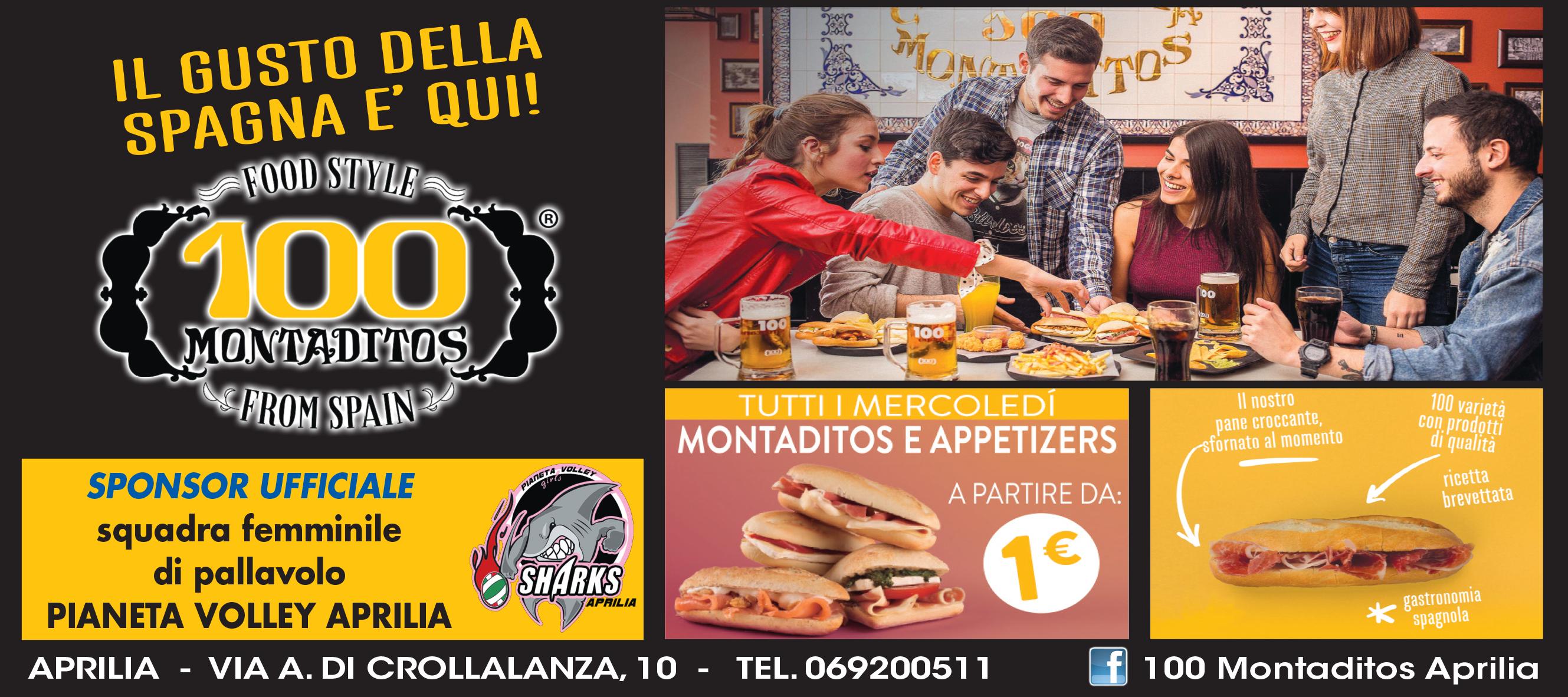 100 Montaditos - Aprilia