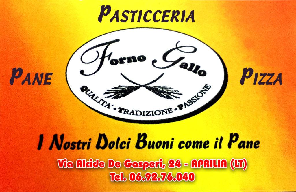 Pasticceria Forno Gallo